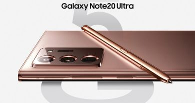 Samsung Galaxy Note20 Ultra 5G Screen