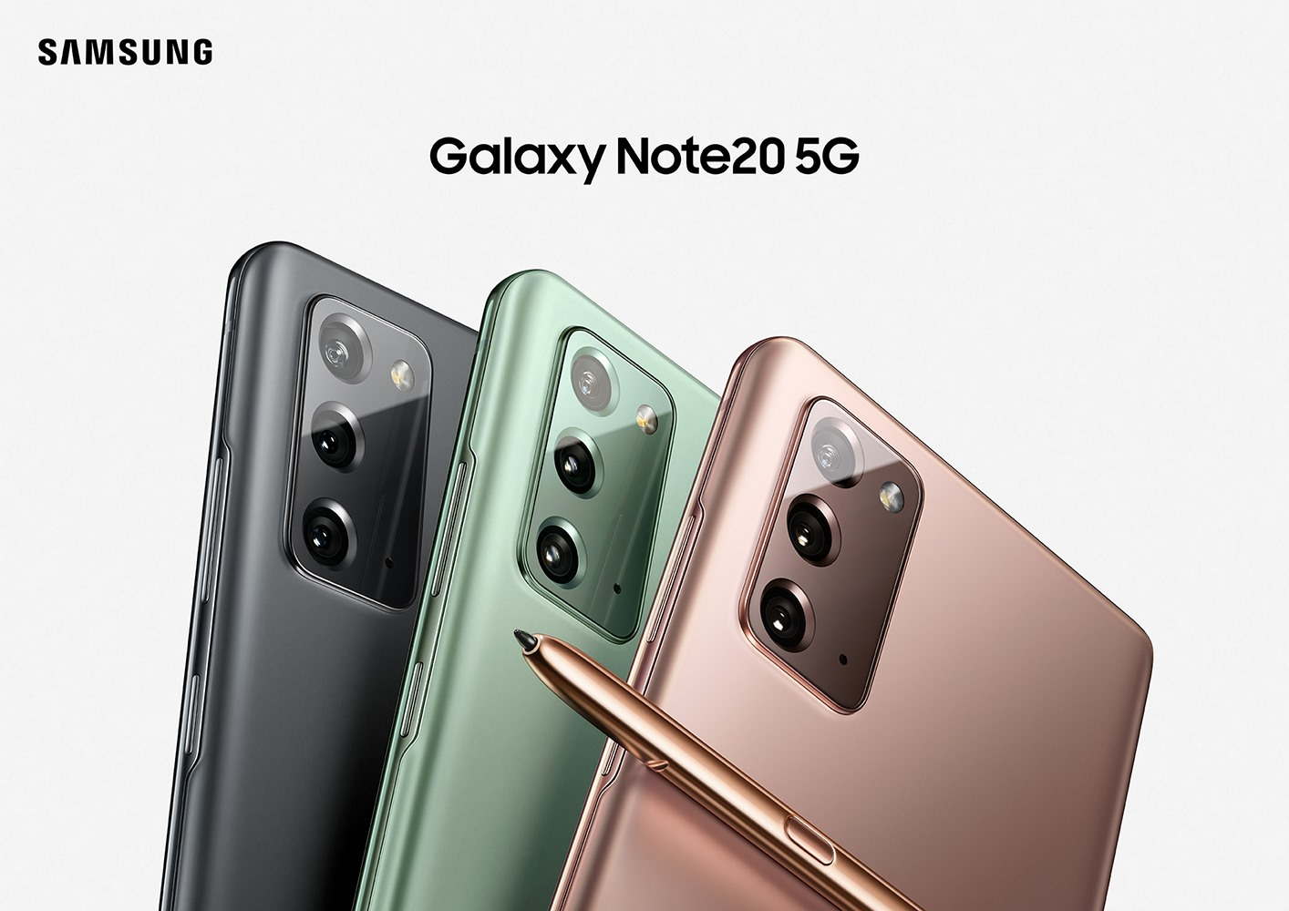 Samsung Galaxy Note20 5G Screen
