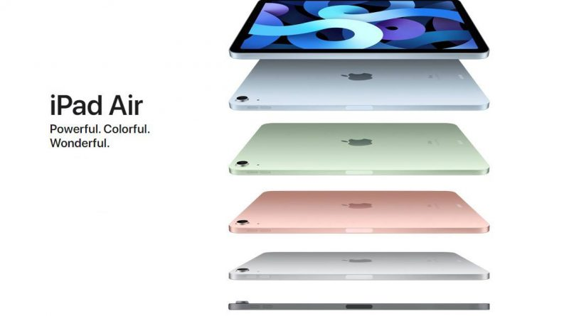 Apple iPad Air 2020 Screen